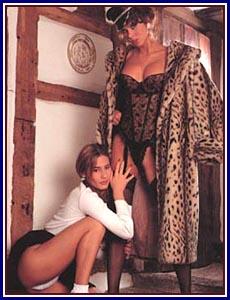 Porn Star Desiree Fox