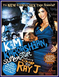 Porn Star Kim Kardashian