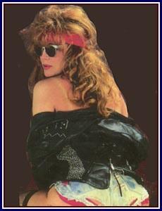 Porn Star Lorrin Mick