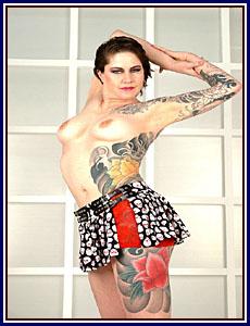 Porn Star Michelle Aston