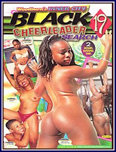 Cheerleaders porn dvd black