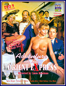 Adventures on the Orient Express Porn DVD