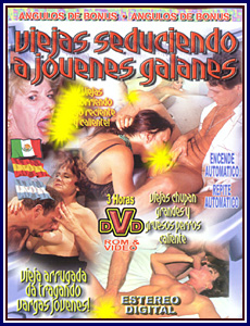 Viejas Seduciendo A Jovenes Galanes Porn DVD