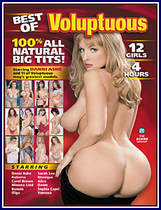 Best of Voluptuous Porn DVD