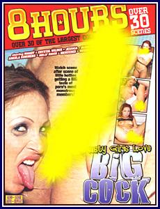 Nasty Girls Love Big Cock Porn DVD