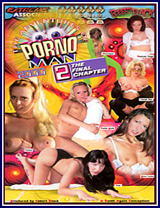 Adventures of Porno Man 2000 2 Porn DVD
