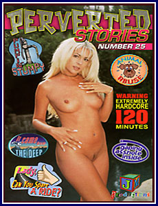Perverted Stories 25 Porn DVD