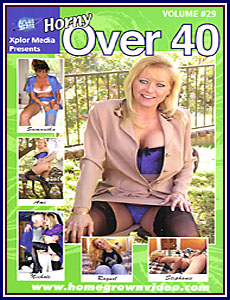 Horny over 40 porn