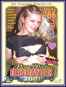 More Dirty Debutantes 186 Porn DVD