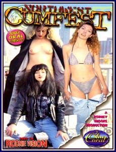 Northwest Cumfest Porn DVD