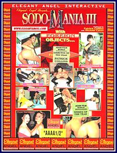 Sodomania 3 Porn DVD