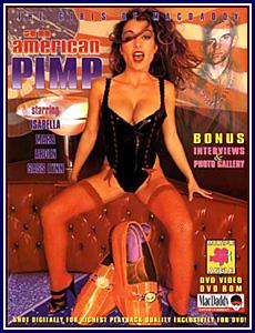 American Pimp Porn DVD