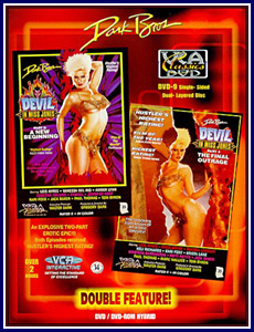 Devil in Miss Jones 3 and 4 Porn DVD