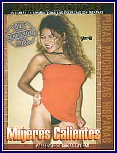 Latinas Exoticas Mujeres Calientes Porn DVD