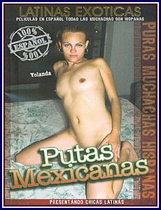 Latinas Exoticas Putas Mexicanas Porn DVD