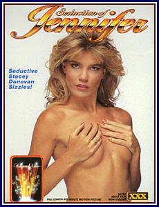 Seduction of Jennifer Porn DVD