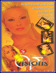 Visions Porn DVD
