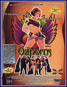 Ozporns Porn DVD