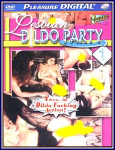 Lesbian Dildo Party Porn DVD