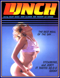 Lunch Porn DVD