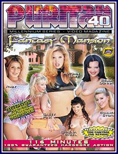 Puritan Video Magazine 40 Porn DVD