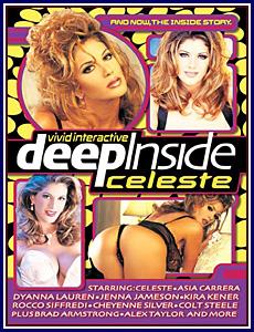Deep Inside Celeste Porn DVD