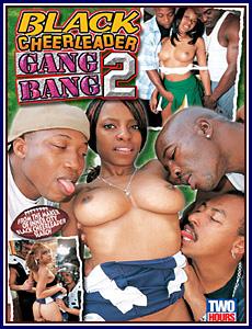 Black cheerleaders gangbang