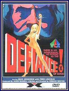 Defiance Porn DVD