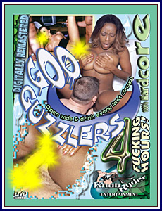 Goo Guzzlers Porn DVD