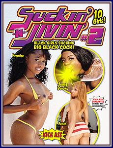 Suckin' N Jivin' 2 Porn DVD