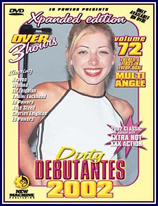 More Dirty Debutantes 72 Porn DVD