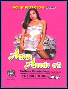 Asian Assets 2 Porn DVD