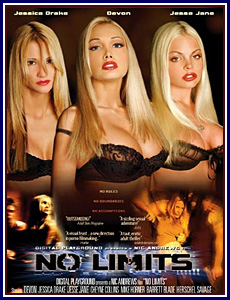 No Limits Porn DVD