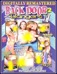 Back Door Bangers 2 Porn DVD