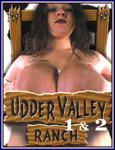 Wild Bill's Udder Valley Ranch 1 and 2 Porn DVD
