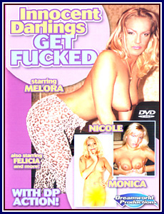 Innocent Darlings Get Fucked Porn DVD