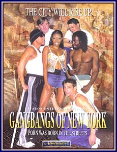 Gangbangers porn