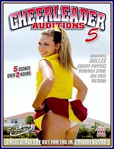Audition cheerleader porno