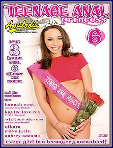 Anal princess whitney stevens 10