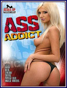Ass Addict Porn DVD