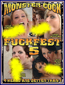 Are monster cock fuck fest