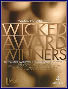 Wicked Award Winners Porn DVD