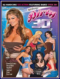 Porn Fidelity's Dirty 30's 3 Porn DVD