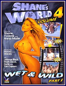 Shane's World 4 Porn DVD