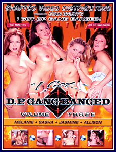I Got DP Gang Banged 3 Porn DVD
