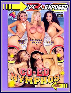 CoEd Nymphos Porn DVD