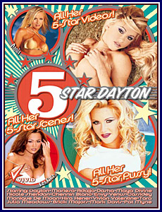 5 Star Dayton Porn DVD