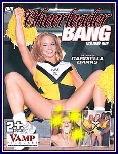 Cheerleader Bang Porn DVD