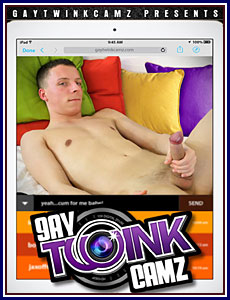 Gay Twink Camz