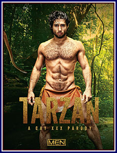 Tarzan: A Gay XXX Parody